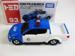 tomica mitsubishi triton รถเหล ก tomica 93 takara tomy mitsubishi triton jaf road