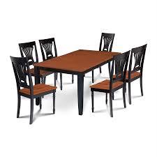 cherry dining room furniture shop m u0026d furniture sunderland black cherry dining set with dining