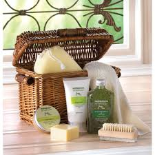 bathroom gift basket ideas bath and spa kits
