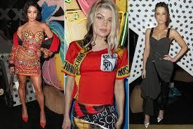 Kate Beckinsale Halloween Costumes Friday Fashion Verdicts Kate Beckinsale Fergie Duhamel