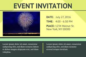 Invitation Card Maker Software 3 Free Event Invitation Templates U0026 Examples Lucidpress