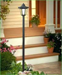 Patio Post Lights Yard L Post Lighting Low Voltage Garden Outdoor Lights Lighting