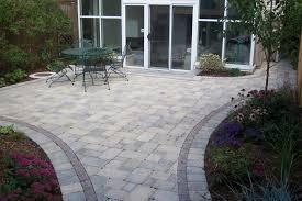 Brick Patio Diy Brick Patios Ideas 781