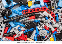 technic pieces bucharest romania january 20 2015 stock photo royalty free