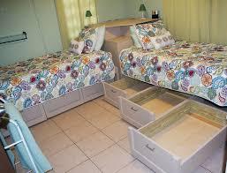 twin bed corner unit furniture home decoration ideas