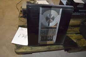 glass door broken mini stereo b u0026 o mpav 9000 type 2633 s w 1 1 nb one