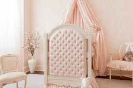 Princess Nursery Decor Bedroom Nursery Design With Baby Pink Princess Themed Baby Crib