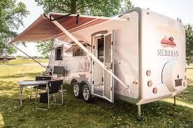 Luxury Caravans Meridian Caravans Premier Luxury Caravan Manufacturers