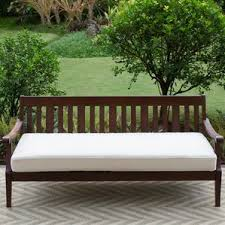 Outdoor Daybeds Youll Love Wayfair - Outdoor sofa beds