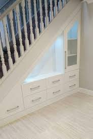 under stairs cabinet ideas 23 pretty painted stairs ideas to inspire your home hidden