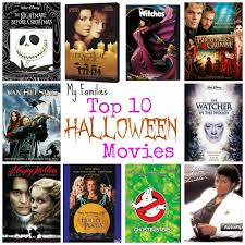 Top 10 Halloween Movies For Kids The Cougar Call Top 10 Childhood Halloween Movies Scary Movies
