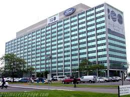 ford corporate ford headquarters ultimatecarpage com images