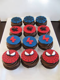 Hard Sugar Cake Decorations 23 Best Spiderman Batman 4th Birthday Images On Pinterest 4th