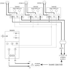 honeywell zone valve wiring diagram how it works wiring diagram