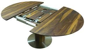 Esszimmertisch Holz Esstische Ausziehbar Esszimmertisch Solo Ii Rund Und Ausziehbar