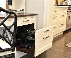 Kitchen Drawer Cabinets Desk Drawer Cabinet Kitchen Desk Design A Special Drawer Was