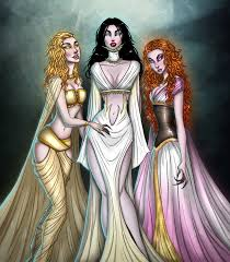 the brides from van helsing love that movie so much happy