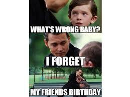 Birthday Meme For Friend - funny happy birthday meme for friend which will make friends laugh