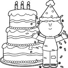 birthday coloring pages boy coloring pages happy birthday coloring page good about remodel