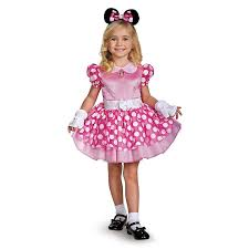 minnie mouse costume minnie mouse deluxe toddler costume clothing