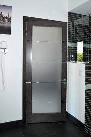 interior french doors frosted glass arazzinni avanti vetro interior door black apricot