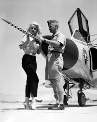 Squadron Canopies by Pin Up U0027 Barbara Lang And 327th Fighter Interceptor Squadron F 102