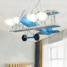 leuchten schlafzimmer ᐅ flugzeug kreative karikatur led leuchten kinderzimmer