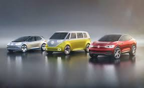 new volkswagen bus electric vw u0027s bold roadmap e strategy revealed at frankfurt motor show by