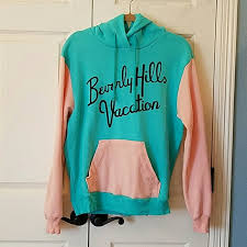 70 wildfox tops wildfox beverly vacation hoodie euc