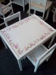 unfinished childrens table and chairs great little child s table and chair set with type how fun