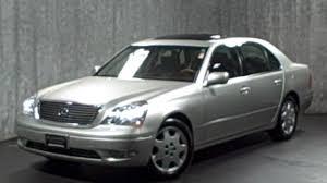 2007 lexus sedan for sale 2003 lexus ls430 luxury sedan for sale at mcgrath lexus video