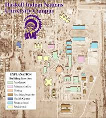 haskell map geographic information systems laboratory at haskell indian
