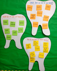 dental health month apples and abc u0027s