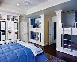Custom Bunk Beds Traditional Kids Bedroom With Crown Molding By Glendarroch Homes