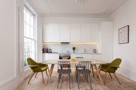 Swedish Kitchen Design Islington Flat Refurbishment Scandinavian Kitchen London