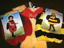 12 18 Months Halloween Costumes Baby Bumble Bee Costume Ebay