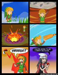 Legend Of Zelda Memes - if link is a pokemon the legend of zelda know your meme