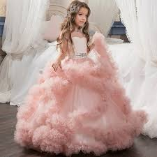 kids wedding dresses wedding dress kids princess dress girl gown