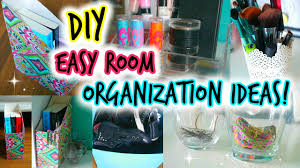 Bedroom Organizing Ideas Diy Easy Room Organization Ideas Youtube