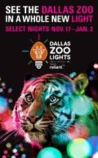 dfwchild things to do in dallas fort worth dallas zoo lights