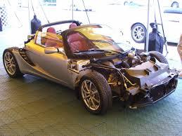 kereta mewah terkini kemalangan teruk lotus elise di r u0026r pagoh