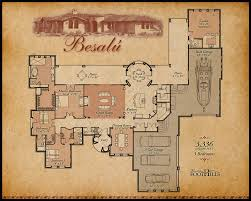 floor plans for ranch style houses hacienda style house plans house plans find pdf documents pdf