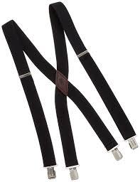 Big Men Clothing Stores Levi U0027s Men U0027s Big And Tall Cotton Terry Suspender Black At Amazon