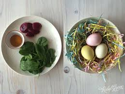 diy natural easter egg dying rebel green eco friendly products