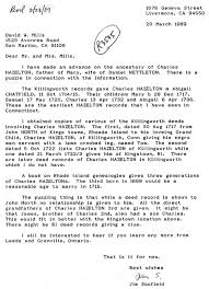 david clarence executor letter template sources letter from jim scofield livermore ca 20 mar 1989 hazelton jpeg chatfield