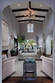 long narrow room center fireplace furniture layout living best