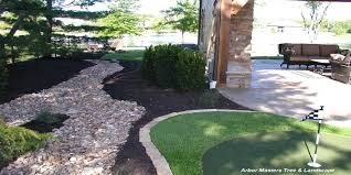 dry creek beds tree service lawn care and landscape company