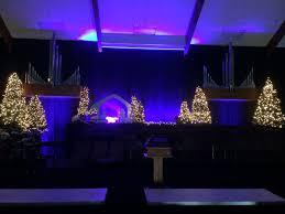 on stage nativity church stage design ideas