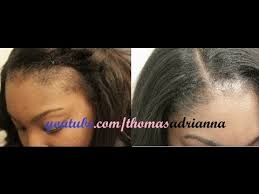 hair weave styles 2013 no edges no edges my secret to thinning edges reloaded youtube