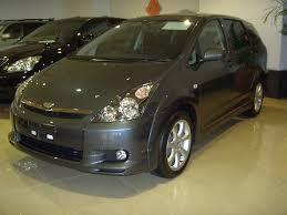 Modified Toyota Wish Car Wash Girls